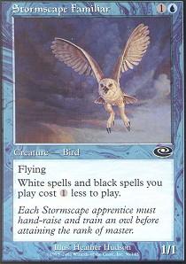 Stormscape Familiar - Foil