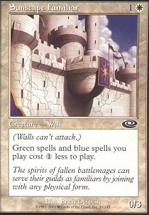 Sunscape Familiar - Foil