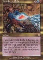 Prophetic Bolt - Foil