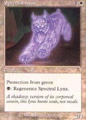 Spectral Lynx - Foil