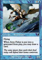 Aven Fisher - Foil on Channel Fireball