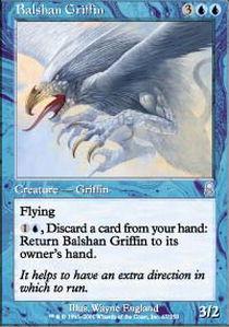 Balshan Griffin - Foil