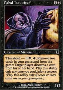 Cabal Inquisitor - Foil