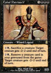 Cabal Patriarch - Foil