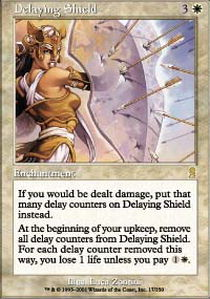 Delaying Shield - Foil