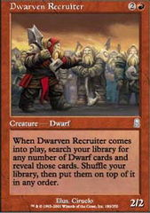 Dwarven Recruiter - Foil