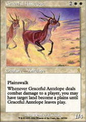 Graceful Antelope - Foil