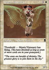 Mystic Visionary - Foil
