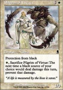 Pilgrim of Virtue - Foil
