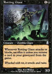 Rotting Giant - Foil