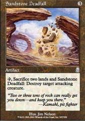 Sandstone Deadfall - Foil