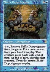 Shifty Doppelganger - Foil