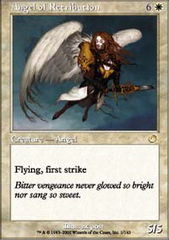 Angel of Retribution - Foil on Channel Fireball