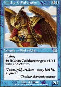 Balshan Collaborator - Foil