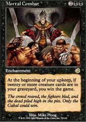 Mortal Combat - Foil