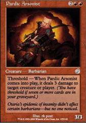 Pardic Arsonist - Foil