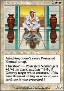 Possessed Nomad - Foil