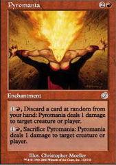 Pyromania - Foil