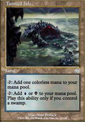 Tainted Isle - Foil on Channel Fireball
