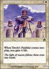 Teroh's Faithful - Foil