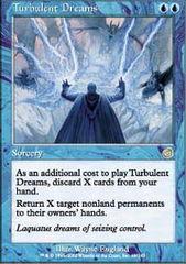 Turbulent Dreams - Foil