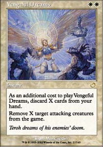 Vengeful Dreams - Foil