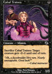 Cabal Trainee - Foil