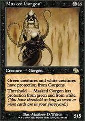 Masked Gorgon - Foil