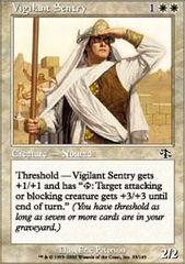 Vigilant Sentry - Foil