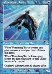 Wormfang Turtle - Foil