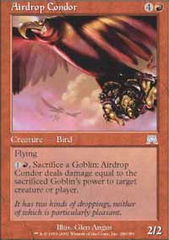 Airdrop Condor - Foil on Channel Fireball