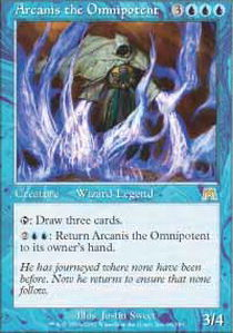 Arcanis the Omnipotent - Foil