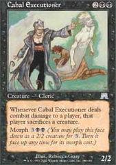 Cabal Executioner - Foil