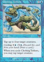 Choking Tethers - Foil