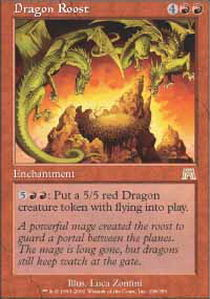 Dragon Roost - Foil