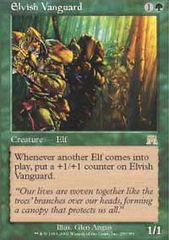Elvish Vanguard - Foil