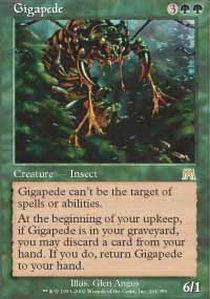 Gigapede - Foil
