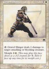 Gravel Slinger - Foil