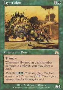 Hystrodon - Foil