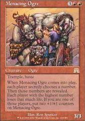 Menacing Ogre - Foil