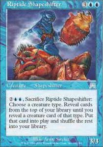 Riptide Shapeshifter - Foil