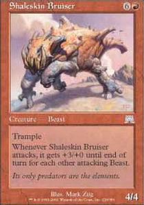 Shaleskin Bruiser - Foil