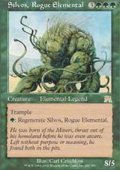 Silvos, Rogue Elemental - Foil