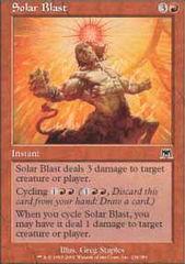 Solar Blast - Foil