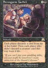 Strongarm Tactics - Foil