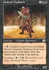 Undead Gladiator - Foil