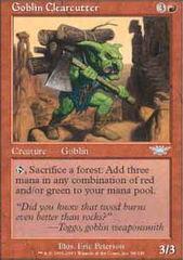 Goblin Clearcutter - Foil