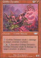 Goblin Dynamo - Foil