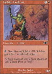 Goblin Lookout - Foil