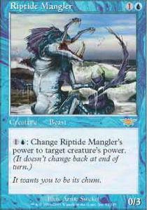 Riptide Mangler - Foil